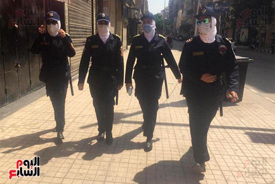 الشرطة النسائية (2)
