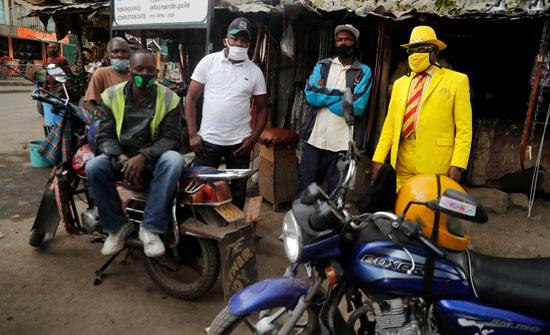 جيس تحول لرمز للأناقة في نيروبي