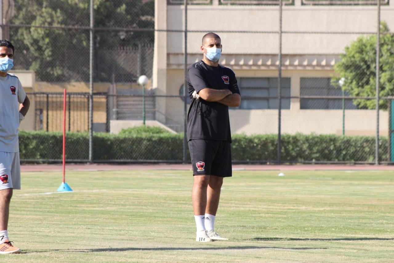 تدريب فريق مصر  (2)