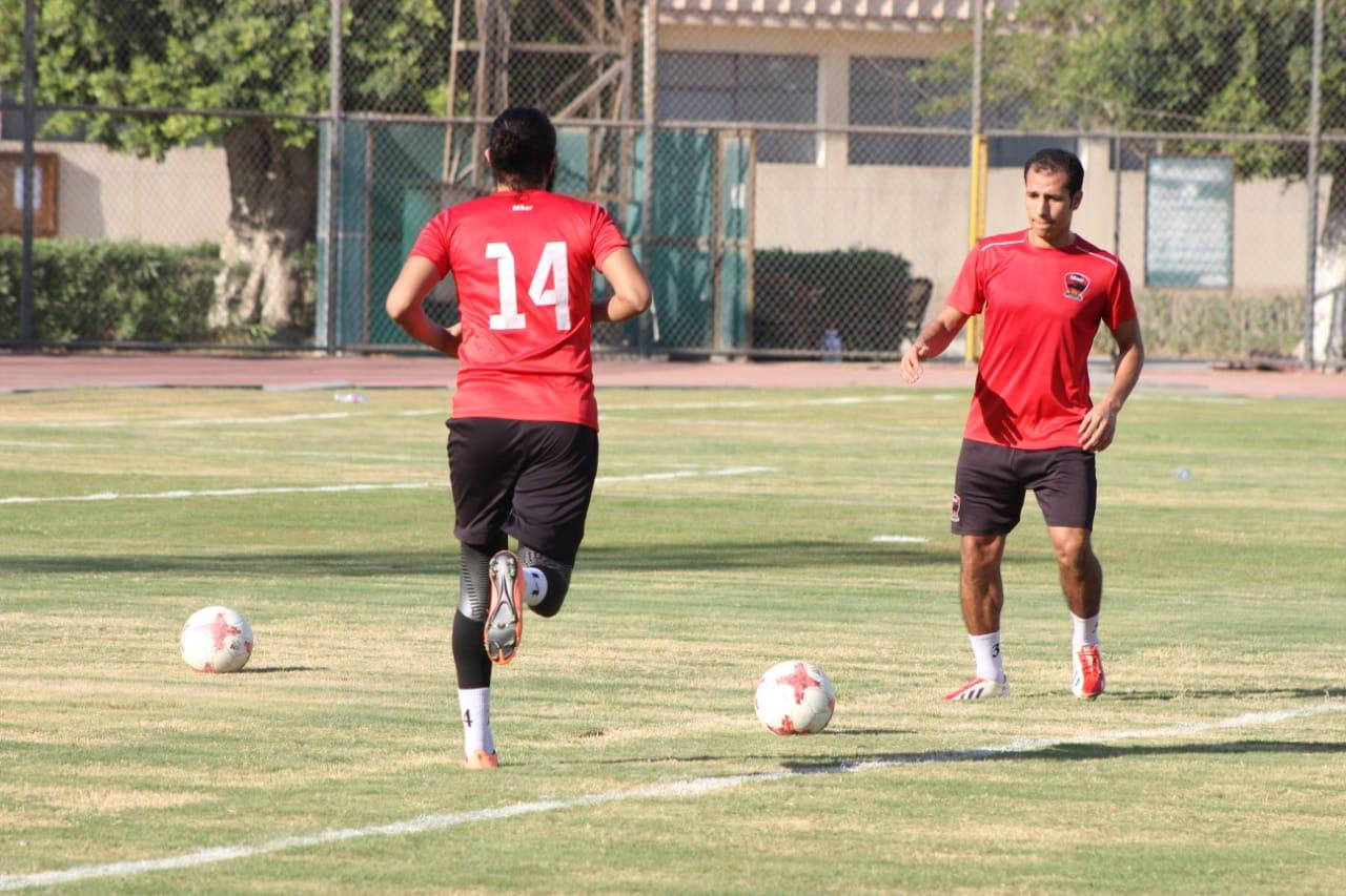 تدريب فريق مصر  (5)