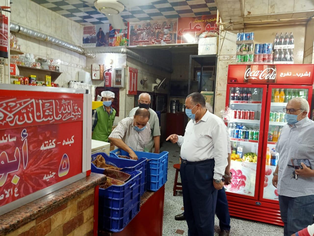 جولة على المطاعم والمقاهى بحى شرق (5)