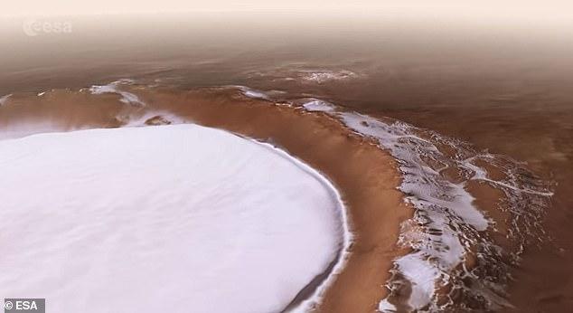 فوهة المريخ 2