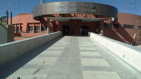 متحف كفر الشيخ (4)