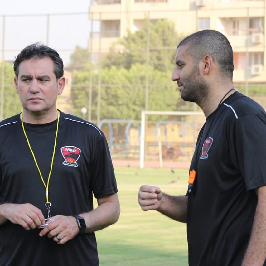 تدريب فريق مصر  (3)