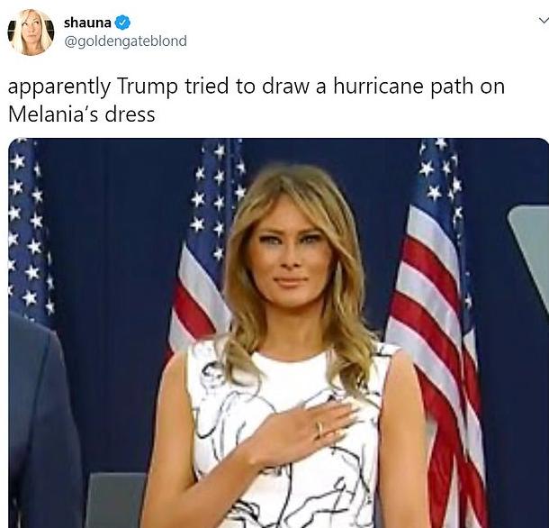 السخرية من الفستان