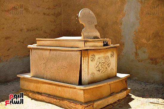 قبر رجاء الجداوى (9)