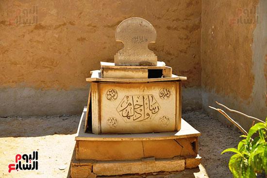 قبر رجاء الجداوى (10)