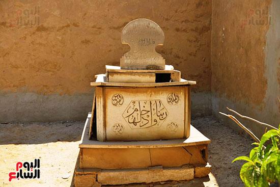 قبر رجاء الجداوى (8)