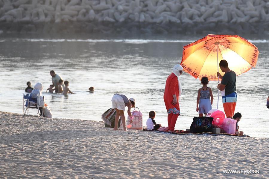 شواطئ الكويت