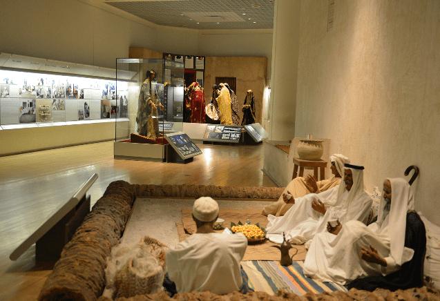 متحف البحرين الوطنى من أبرز المعالم السياحية فى المملكة