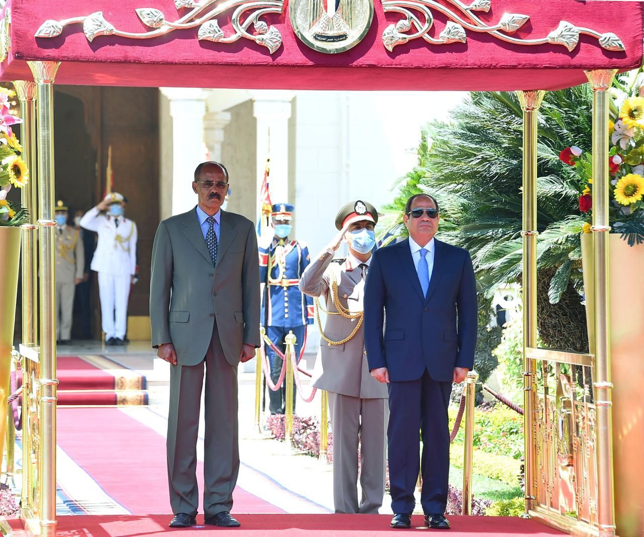 Sisi and his Eritrean counterpart (3)