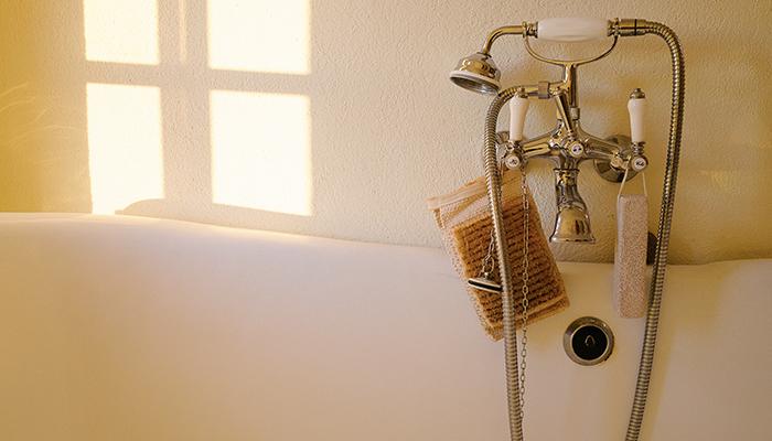 مرحاض للاستحمام