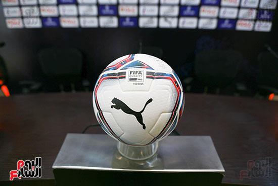 اتحاد الكرة يعلن عن الكرة الموحدة لمباريات الدورى الموسم الجارى (4)