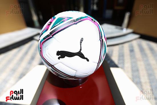 اتحاد الكرة يعلن عن الكرة الموحدة لمباريات الدورى الموسم الجارى (1)
