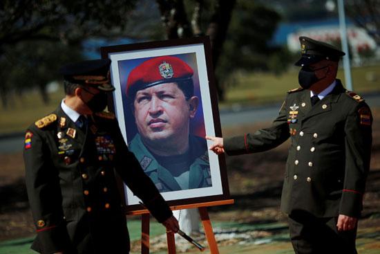 الاحتفال بعيد الاستقلال فى فنزويلا