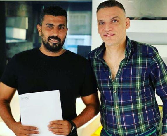 محمد سامى وحسام شوقى