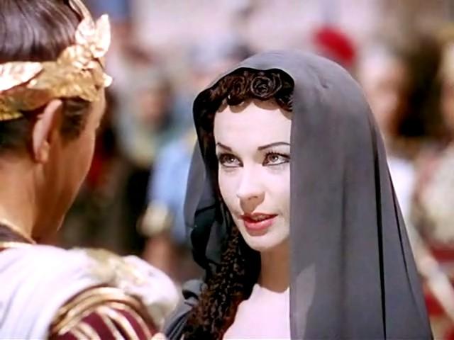 فيفيان لي ايقونة الجمال في السينما