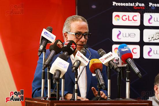 اتحاد الكرة يعلن عن الكرة الموحدة لمباريات الدورى الموسم الجارى (12)