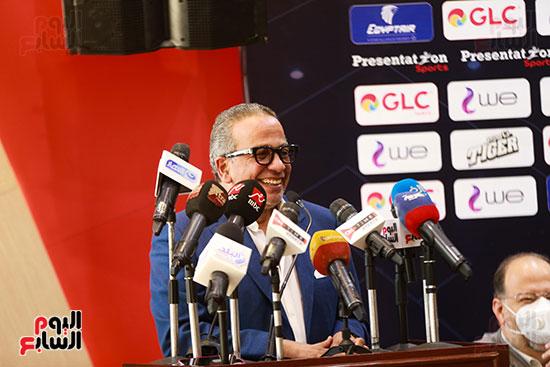 اتحاد الكرة يعلن عن الكرة الموحدة لمباريات الدورى الموسم الجارى (11)