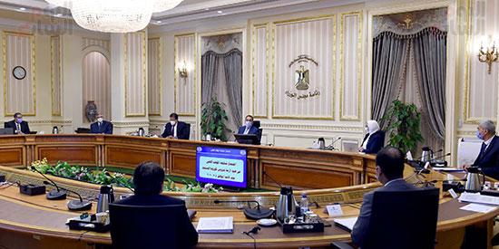اجتماع المجموعة الطبية اليوم الأحد برئاسة الدكتور مصطفى مدبولى، رئيس الوزراء (2)