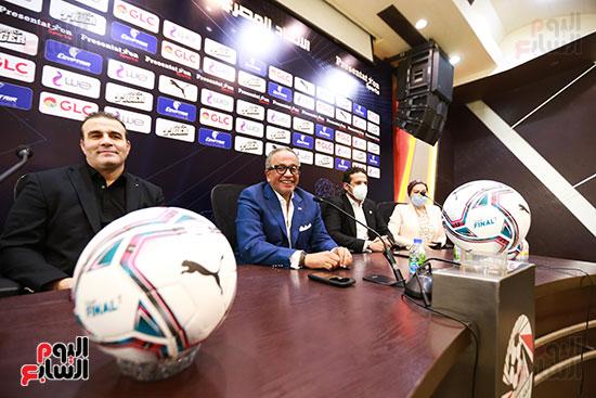 اتحاد الكرة يعلن عن الكرة الموحدة لمباريات الدورى الموسم الجارى (16)