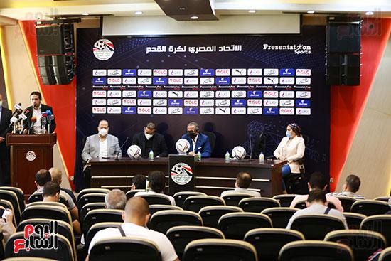 اتحاد الكرة يعلن عن الكرة الموحدة لمباريات الدورى الموسم الجارى (19)