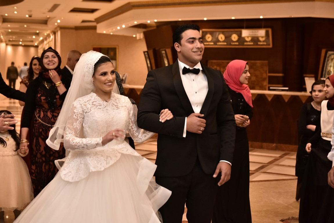 حفل زفاف الشهيد خالد مغربي 2