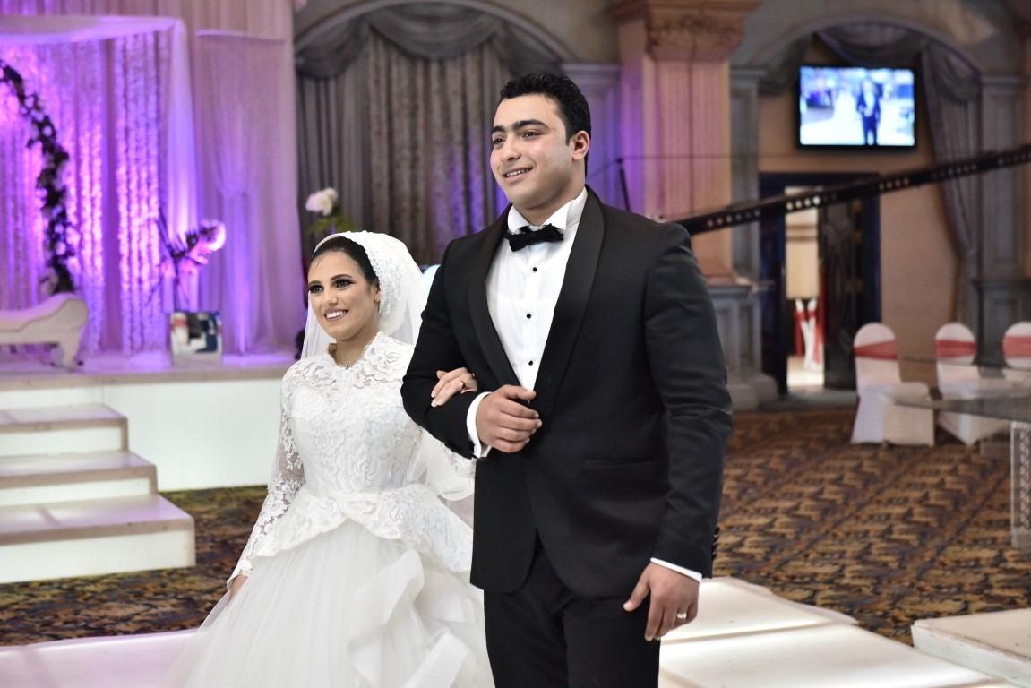 حفل زفاف الشهيد خالد مغربي 9
