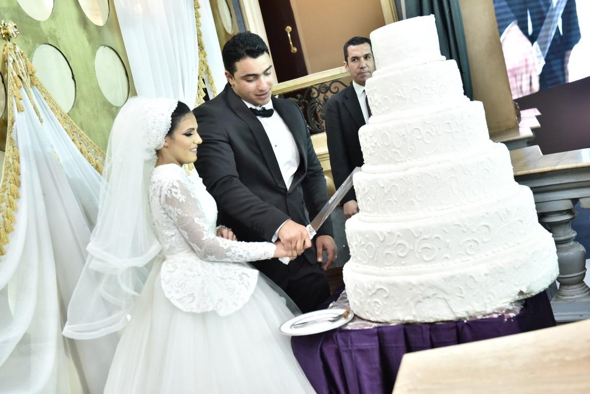 حفل زفاف الشهيد خالد مغربي 1
