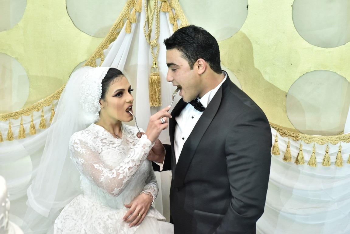 حفل زفاف الشهيد خالد مغربي 12