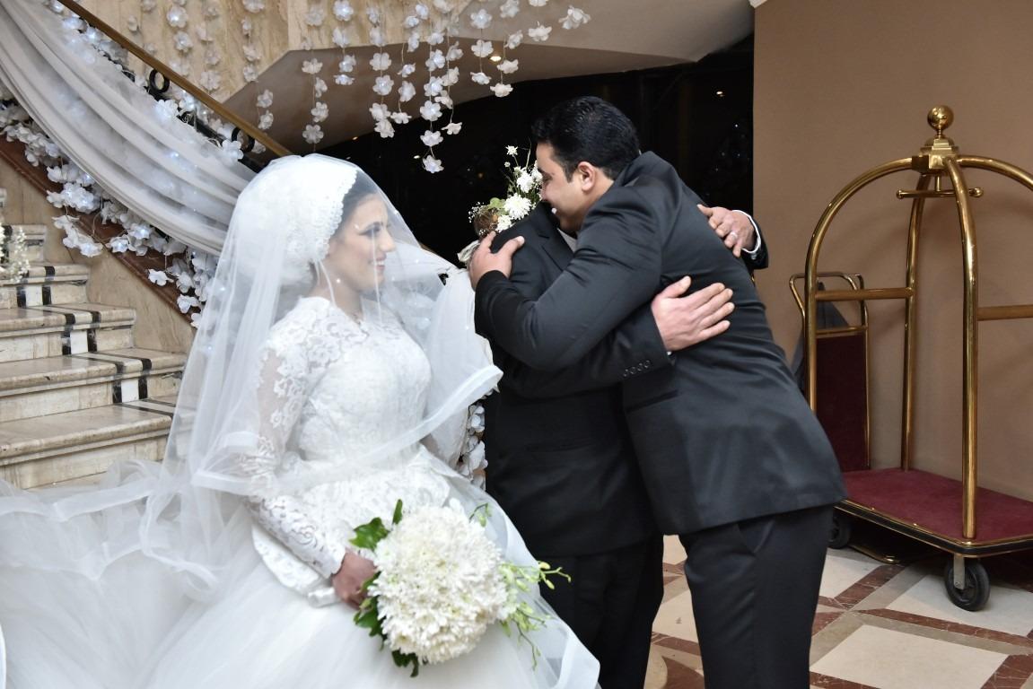 حفل زفاف الشهيد خالد مغربي 7
