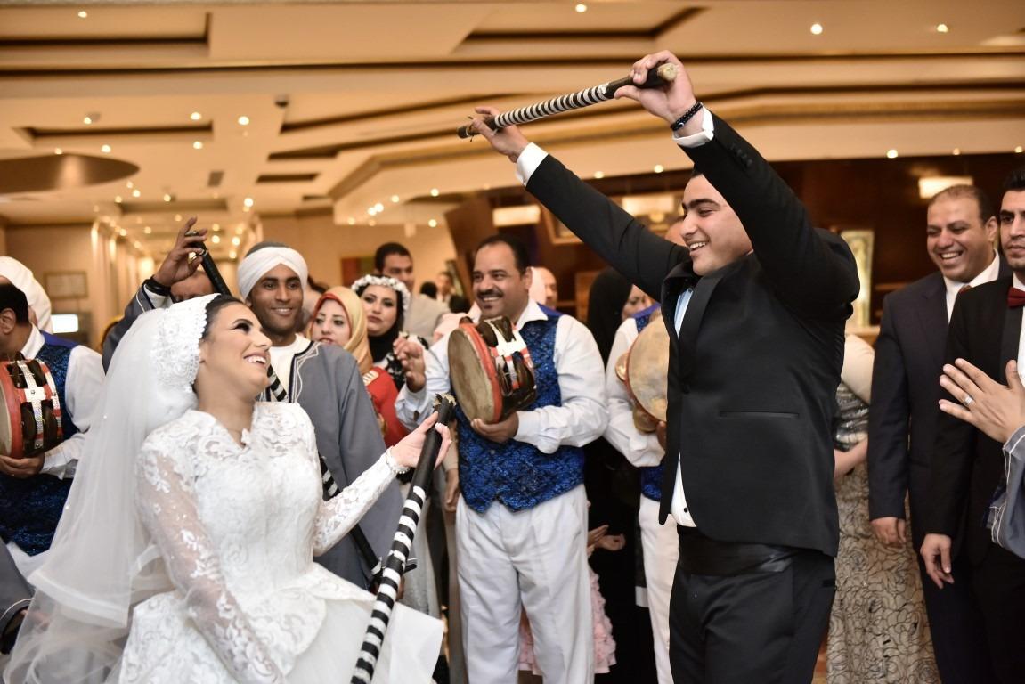 حفل زفاف الشهيد خالد مغربي 3