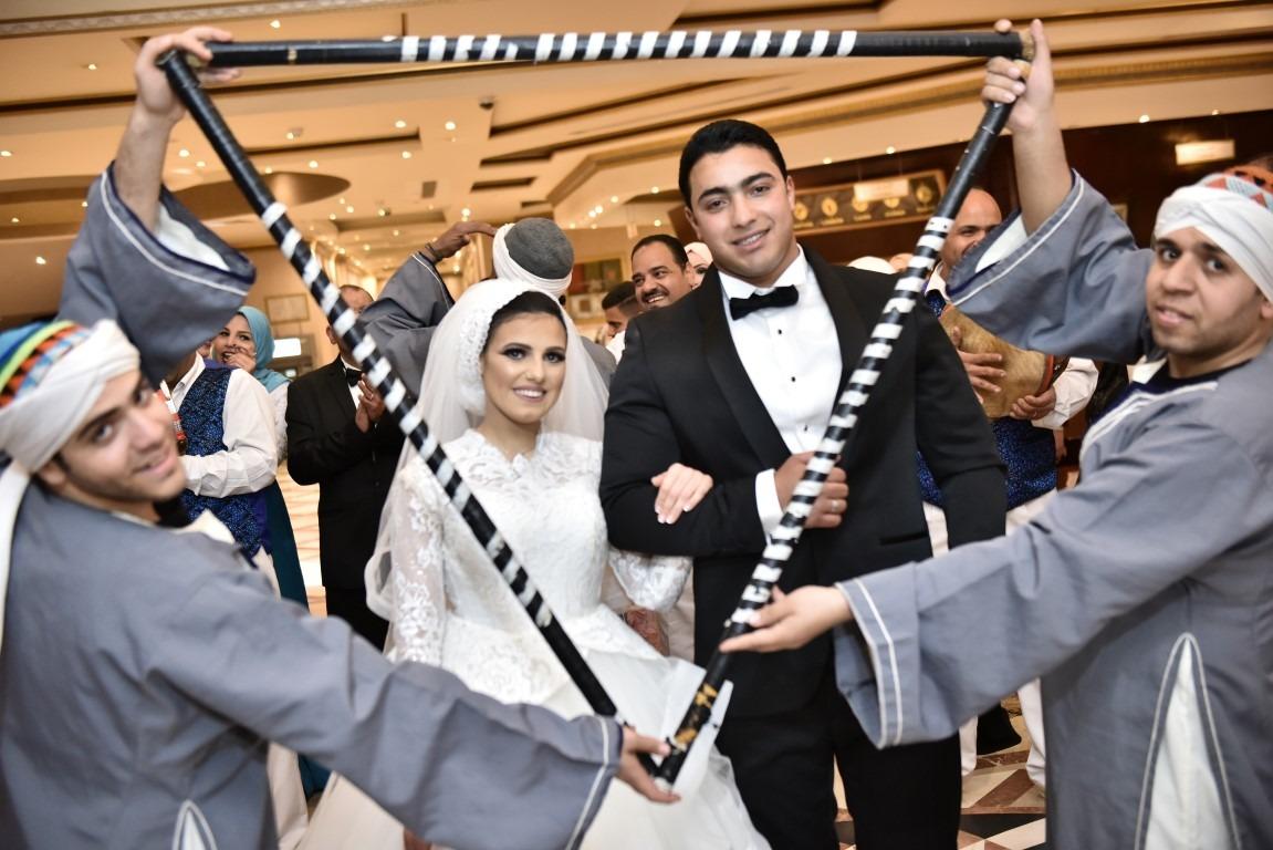 حفل زفاف الشهيد خالد مغربي 4