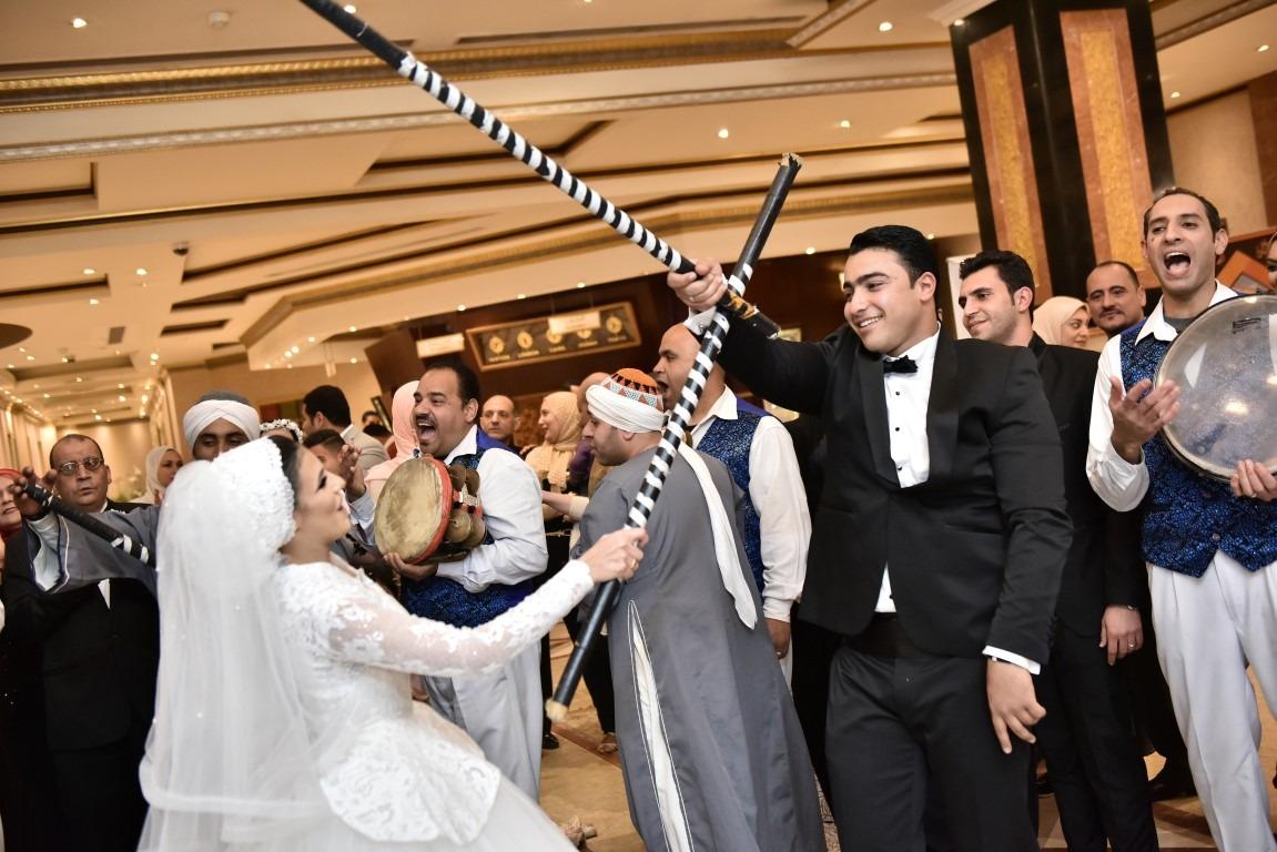 حفل زفاف الشهيد خالد مغربي 5