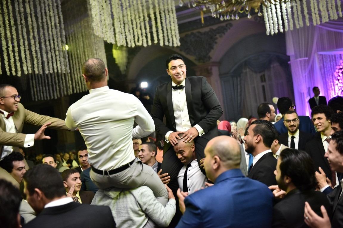 حفل زفاف الشهيد خالد مغربي 11