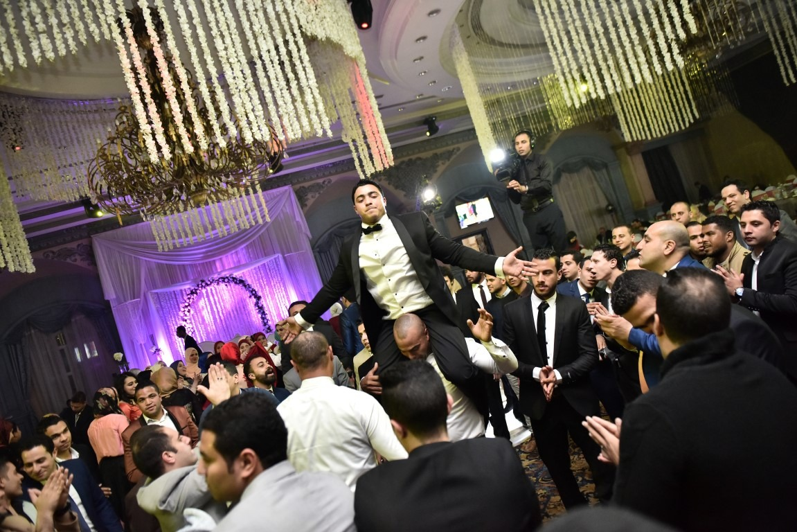 حفل زفاف الشهيد خالد مغربي 10