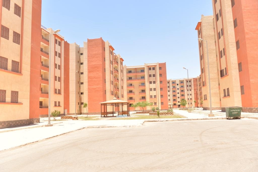 العمائر السكنية