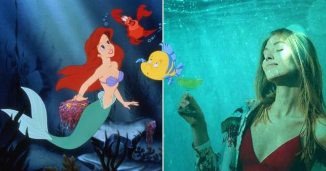 بار Little Mermaid