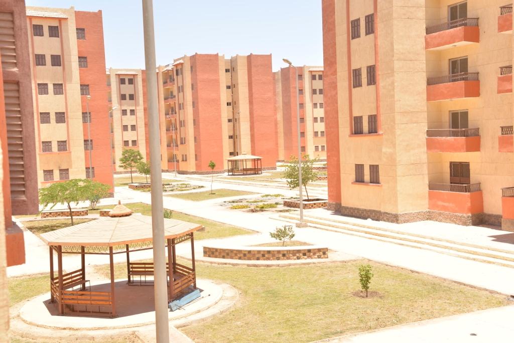 العمائر السكنية 2