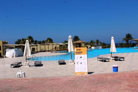 شواطئ وفنادق مرسى علم تستعد لاستقبال السياحة الأوروبية (4)