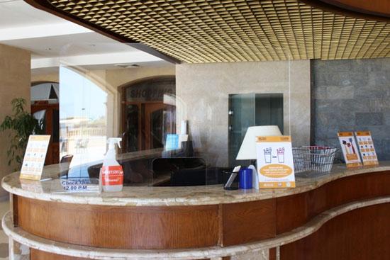 شواطئ وفنادق مرسى علم تستعد لاستقبال السياحة الأوروبية (2)
