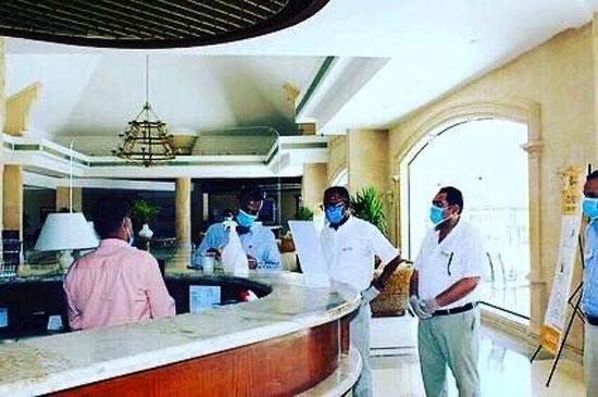 شواطئ وفنادق مرسى علم تستعد لاستقبال السياحة الأوروبية (10)