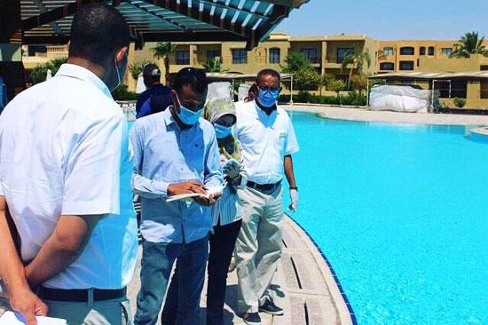 شواطئ وفنادق مرسى علم تستعد لاستقبال السياحة الأوروبية (3)