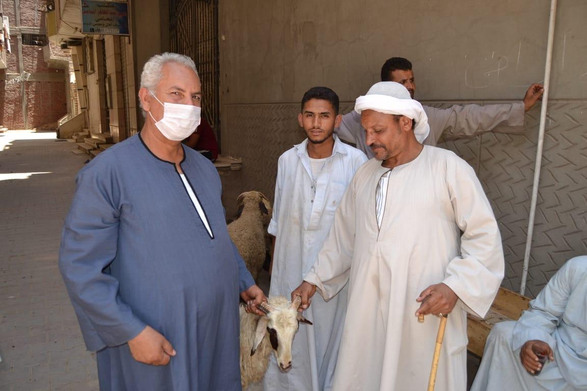نقيب الفلاحين واسعار الماشية  (8)