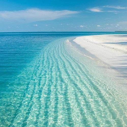 السياحة فى جزر الماليديف