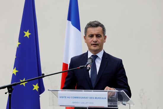 وزير الداخلية الفرنسي الجديد