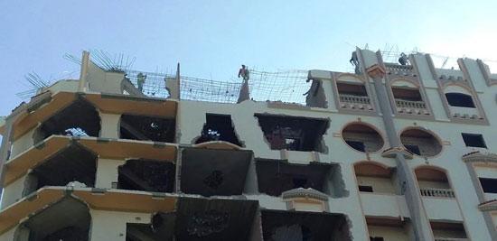 مخالفات البناء تطيح بأبراج الأحلام فى المحافظات (8)