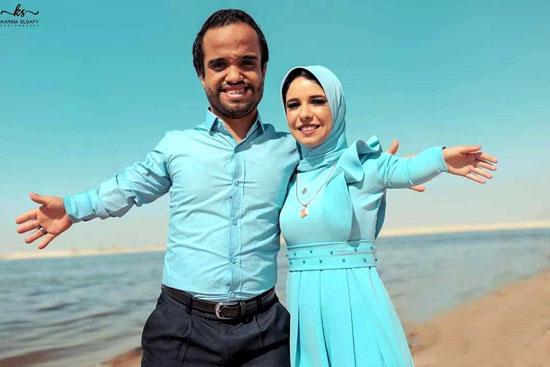 عبد الرحمن ومنار (5)
