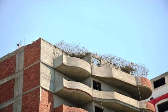 مخالفات البناء تطيح بأبراج الأحلام فى المحافظات (3)