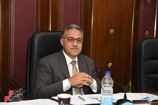 اللجنة البرلمانية المشتركة من الطاقة والبيئة بمجلس النواب (2)